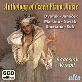 Czech Piano Anthology by Radoslav Kvapil