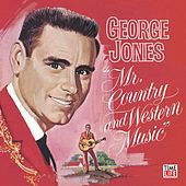 Mr Country & Western Music by George Jones