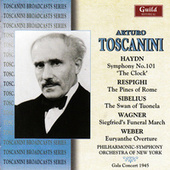 Toscanini - Gala Concert 1945 by New York Philharmonic