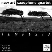Tempesta by New Art Saxophone Quartet