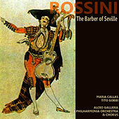 Rossini: The Barber of Seville by Maria Callas