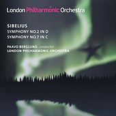 Sibelius, J.: Symphonies Nos. 2 and 7 by Paavo Berglund