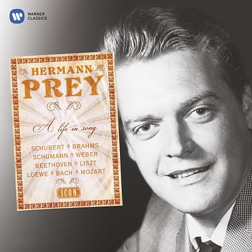 Icon: Hermann Prey by Various Artists