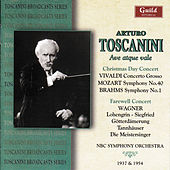 Toscanini - Christmas Day & Farewell Concerts by Various Artists
