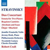 Stravinsky: Duo Concertant by Various Artists