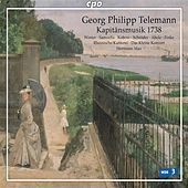 Telemann: Kapitansmusik 1738 by Veronika Winter