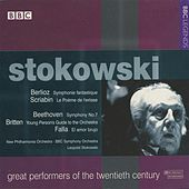 Great Performers in the Twentieth Century: Stokowski by Various Artists