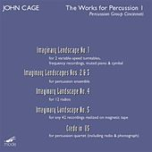 The Works for Percussion 1 by Percussion Group Cincinnati