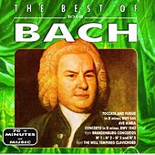 The Best of Bach by Various Artists