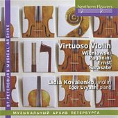 Virtuoso Violin by Lidia Kovalenko