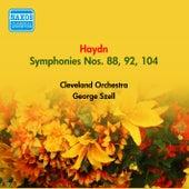 Haydn, J.: Symphonies Nos. 88, 92, 104,