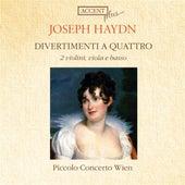 Haydn: Divertimenti a Quatro by Piccolo Concerto