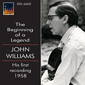 The Beginning of a Legend (1958) by John Williams (Guitar)