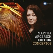 Martha Argerich - Concerti by Various Artists