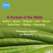 Orchestral Music (Waltzes) - Saint-Saens, C. / Sibelius, J. / Busoni, F. / Liszt, F. / Berlioz, H. (Markevitch) (A Portrait of the Waltz) (1954) by Igor Markevitch