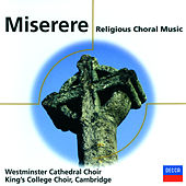 Miserere - Religious Choral Music by Various Artists