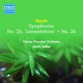 Haydn, J.: Symphonies Nos. 26,
