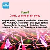 Purcell, H.: Come, Ye Sons of Art Away (Ritchie, Deller, Whitworth, A. Lewis) (1954) by Margaret Ritchie