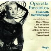 Operetta Favourites by Elisabeth Schwarzkopf