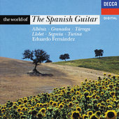 The World of The Spanish Guitar by Eduardo Fernandez