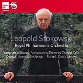 Dvorak, Vaughan Williams, Purcell: Music for Strings by Leopold Stokowski