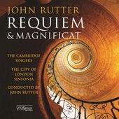 Rutter: Requiem / Magnificat by Various Artists