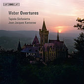 Weber: Overtures by Jean-Jacques Kantorow