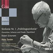 Schumann: Sinfonie Nr. 1 'Frühlingssinfonie' by Hans Zender