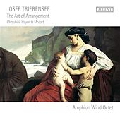 Triebensee: The Art of Arrangement by Amphion Wind Octet