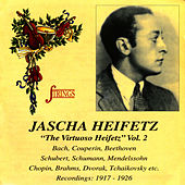 The Virtuoso Heifeta, Vol. 2 by Jascha Heifetz