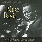 Davis, Miles: JATP 1960, Stockholm by Various Artists