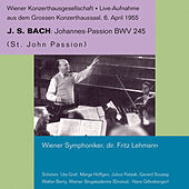 Bach: St. John Passion by Julius Patzak