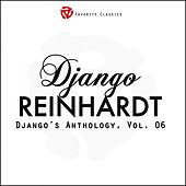 Django´s Anthology, Vol.6 (Rare Recordings) by Django Reinhardt