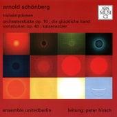 Transkriptionen by Peter Hirsch