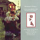 Dvorak: Viola Transcriptions by The Zaslav Duo