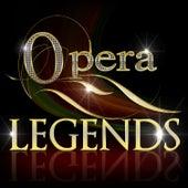 Opera Legends von Various Artists
