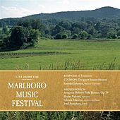 Live from the Marlboro Music Festival - Respighi, Cuckson & Shostakovich by Various Artists