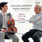 Berlioz: Harold in Italy - Paganini: Sonata per la Grand Viola e Orchestra by Vladimir Ashkenazy