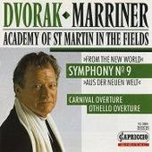 Dvorak: Symphony No. 9 - Overtures by Neville Marriner