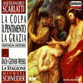Scarlatti: Oratorio per la Passione di Nostro Signore Gesu Cristo - Stradella: Lamentatione per il Mercodi Santo von Kai Wessel