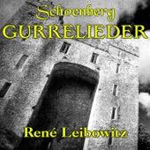 Schoenberg: Gurrelieder (VOX Reissue) by Various Artists