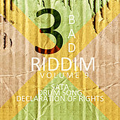 3 Bad Riddim  Vol 9 by Various Artists