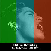 The Early Years  (1933-1936) by Billie Holiday