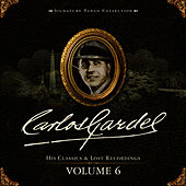 Signature Tango Collection Volume 6 by Carlos Gardel
