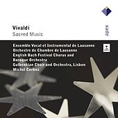Vivaldi : Sacred music by Michel Corboz
