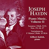 Joseph Haydn: Piano Music Volume II by Gilbert Kalish