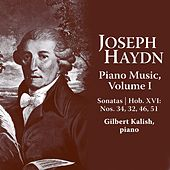 Joseph Haydn: Piano Music Volume I by Gilbert Kalish