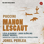 Puccini: Manon Lescaut - The Sony Opera House by Various Artists