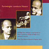 Mozart: Piano Concerto No. 22 / Concerto for 2 Pianos in E Flat Major / Gran Partita / Symphony No. 40 by Wilhelm Furtwangler