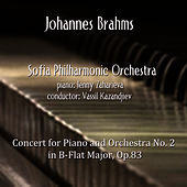 Johannes Brahms: Concert for Piano and Orchestra No. 2 in B-Flat Major, Op.83 by Sofia Philharmonic Orchestra